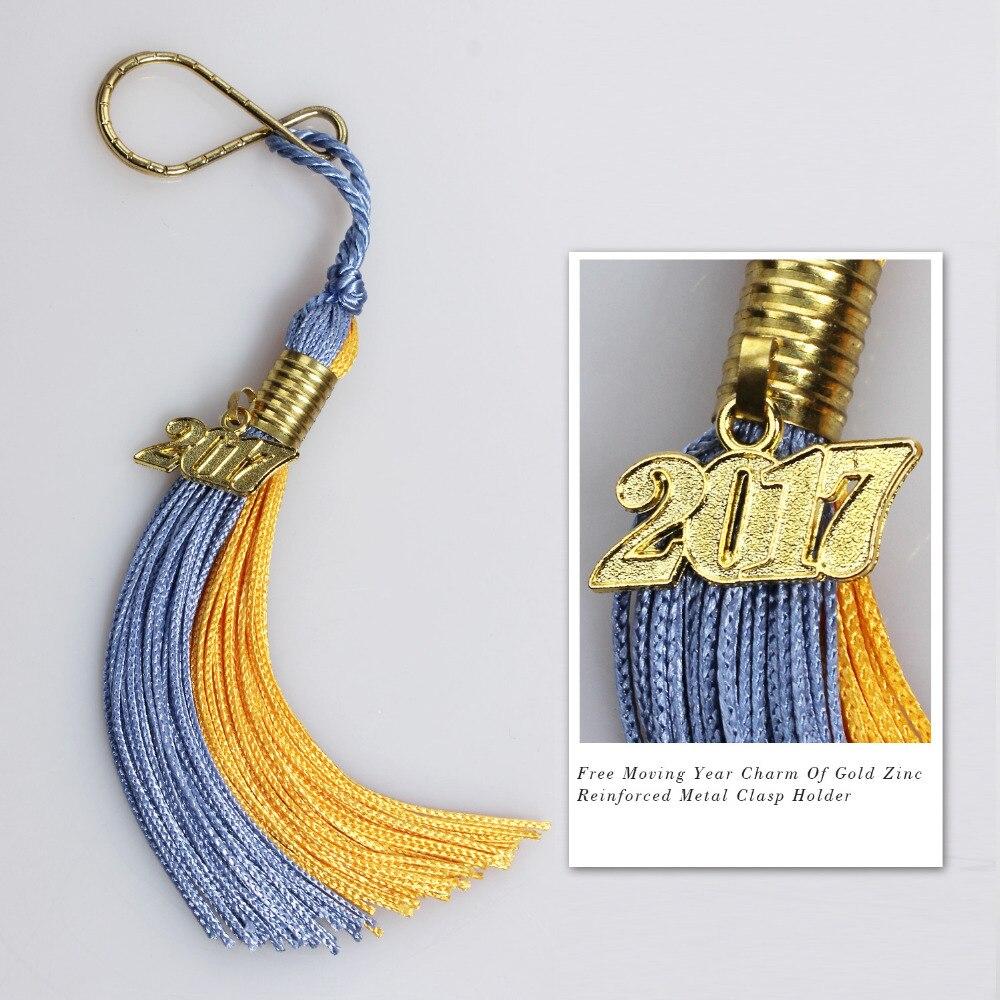 online shop graduation tassel keychain with custom 2017 yearcharm