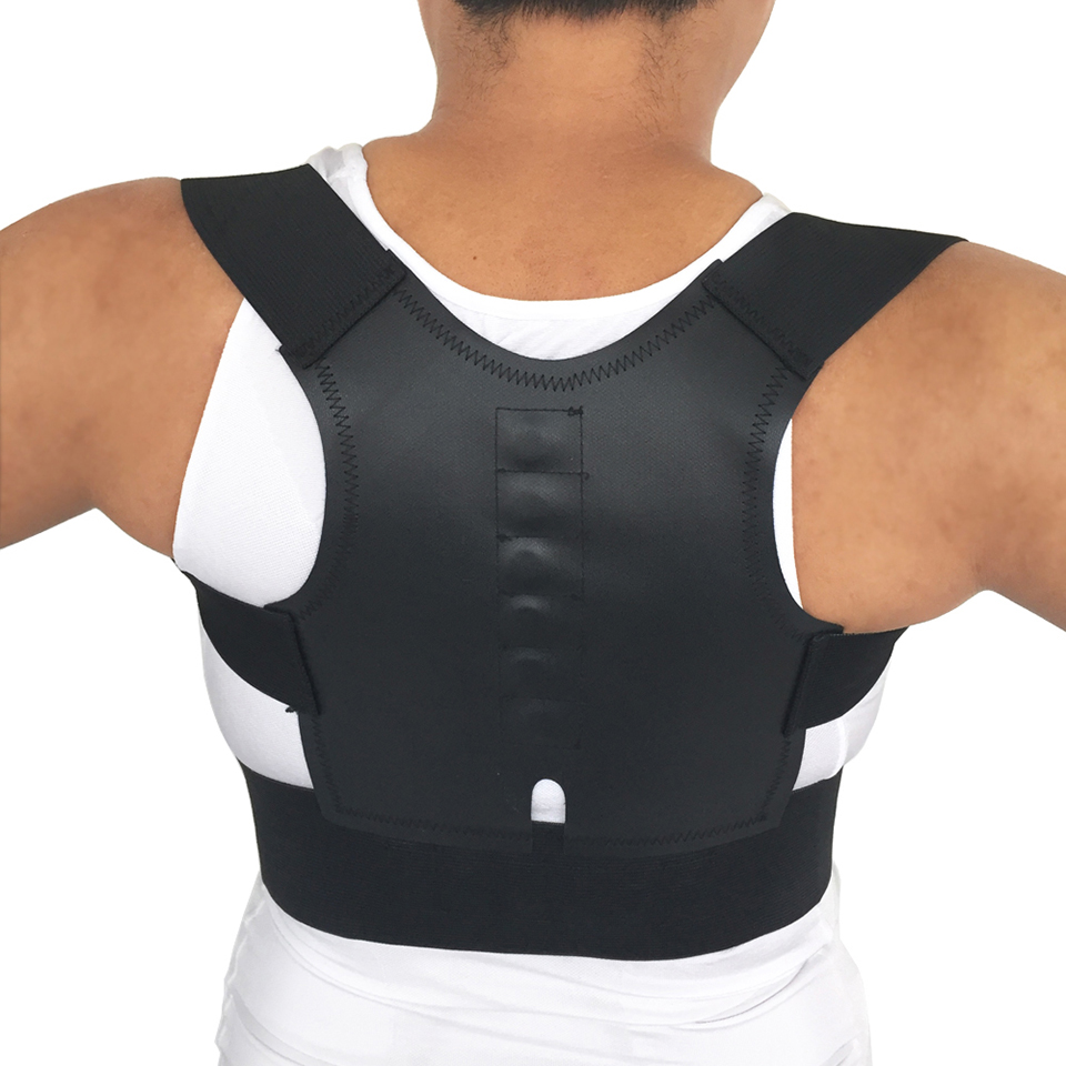 Othopedic Corset Back Correction Men Posture Corrector Straight Back Shoulder Corrector Lumbar Support Corset Back Pain