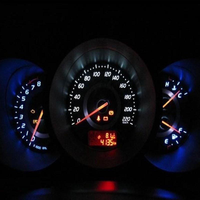 High quality 24V T5 led Pilot lights,T5 24Vdc led Indicator lights Led Warning light T5 led Signal light free shipping 10pcs/lot