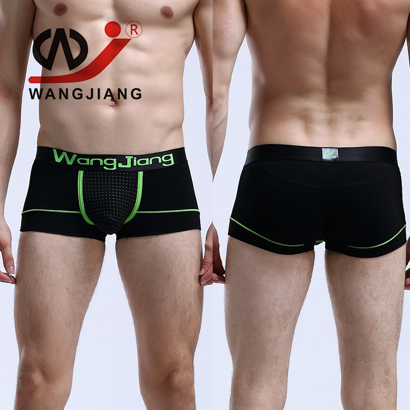 Calzoncillos Hombre <font><b>Boxer</b></font> Marca Gay Men Underwear Cueca String <font><b>Homme</b></font> <font><b>Cotton</b></font> <font><b>Short</b></font> <font><b>Homme</b></font> <font><b>Sexy</b></font> <font><b>Shorts</b></font> For Men 2018 PJ image