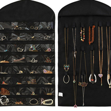Мешочек для украшений, подвесные сумки для хранения мелких украшений, подвесная сумка