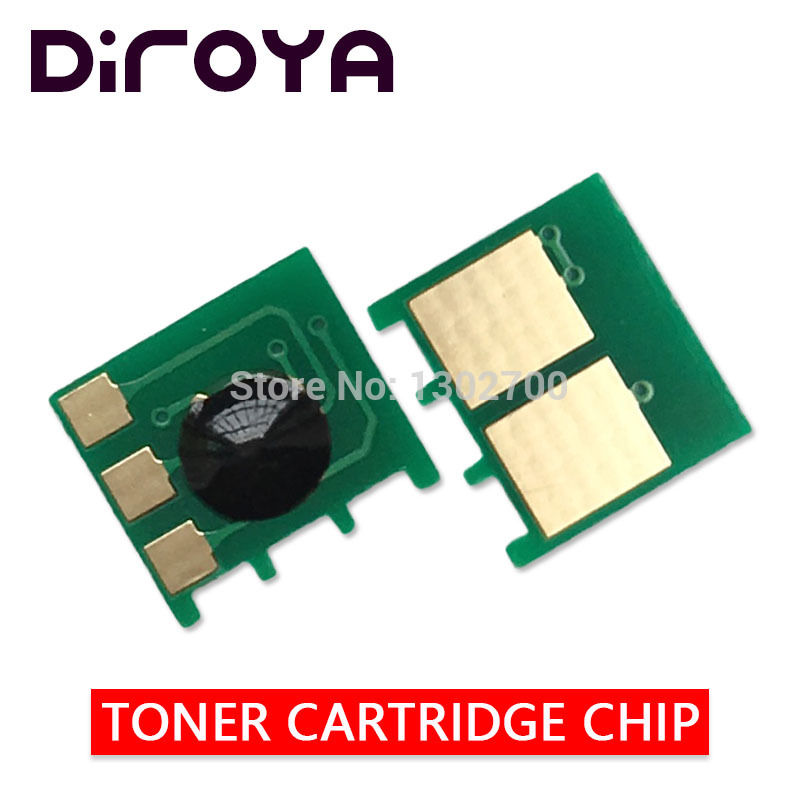 US $19 98 |100PCS CF283A 83A toner powder chip For HP LaserJet Pro MFP M125  127fn fw M202dw M225dn M202n M201dw printer Cartridge reset-in Cartridge