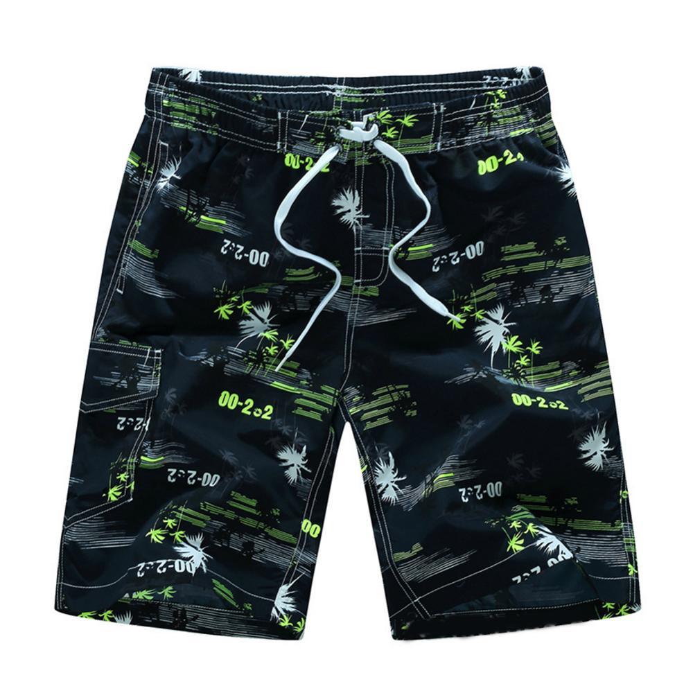 Men Beach   Shorts   M-6XL Plus Size Swimwear Men Swim   Shorts   Surf Wear   Board     Shorts   Summer Swimsuit Bermuda Beachwear Trunks   Short