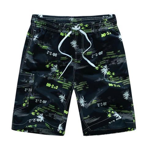 Calções de Praia Calções de Banho dos Homens Calções de Surf Tamanho Grande Wear Board Shorts Verão Maiô Bermuda Beachwear Troncos Curtos M-6xl