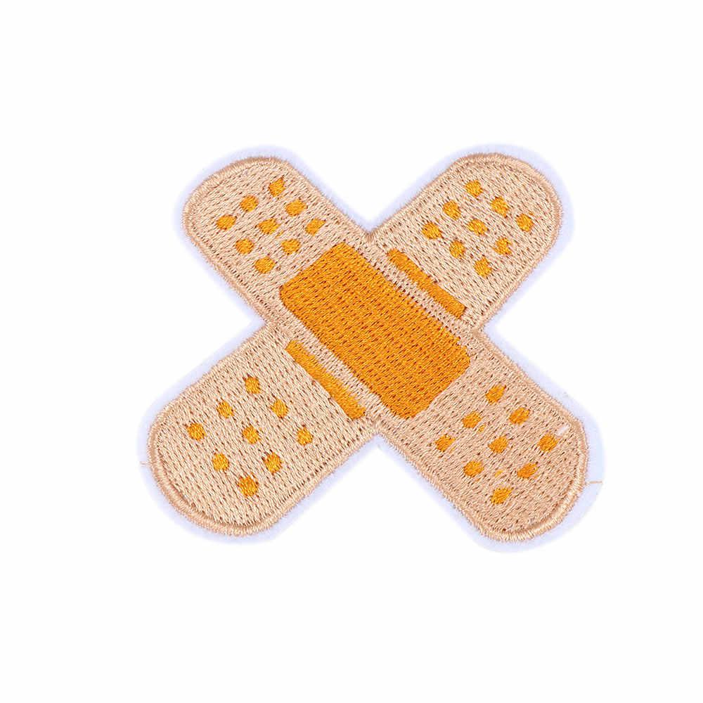 3 шт. повязка вышивка патч для куртки джинсы обувь рюкзак значок для одежды крепится на наклейки байкер патч Sewingplique