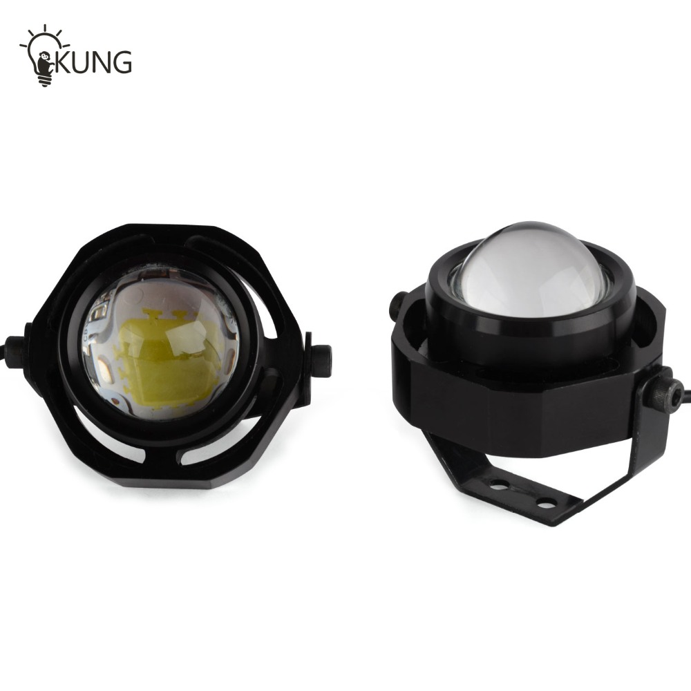 Waterproof One Pair Ultra Bright 1000LM <font><b>12V</b></font> Input <font><b>10W</b></font> COB <font><b>red</b></font> green blue <font><b>LED</b></font> Spotlight Swimming Fountain Pool Light for DIY image