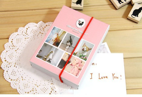 1PACK lovely girl and cat DIY Multifunction stamp 40pcs postcards with 11pcs stamp set stationery school zakka(ss-7045) global elementary coursebook with eworkbook pack