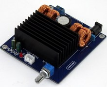 Assembled class D amp board TDA7498 subwoofer amplifier board 150W