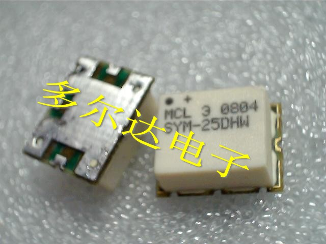 Mini Circuits microwave RF frequency mixer SYM 25DHW SYM