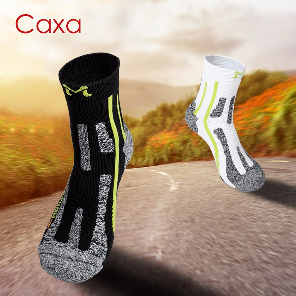CX16303 Caxa Marathon Running Socks Breathable Quick-drying High-quality Outdoor Sports Socks