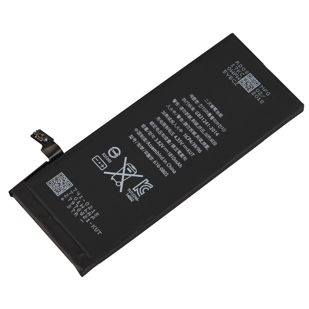 Image 4 - New Lithium Battery For Apple iPhone 5 5S 6 6S 7 Replacement Mobile Batteries Internal Phone Bateria Rechargeable Battery-in Mobile Phone Batteries from Cellphones & Telecommunications