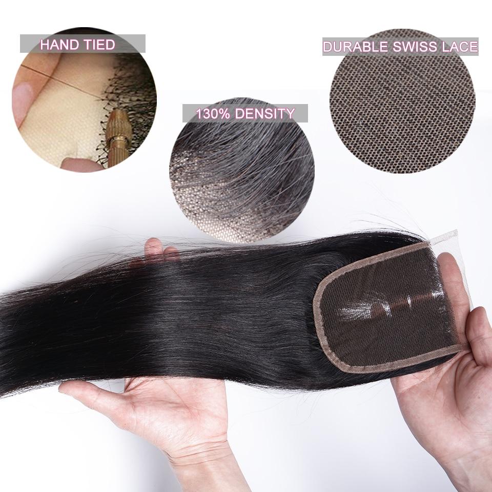 სილამაზის გრეისი - ადამიანის თმის (შავი) - ფოტო 4