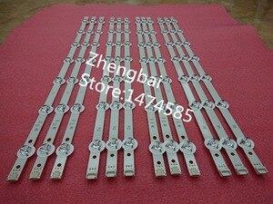 Image 2 - جديد 12 قطعة/المجموعة LED شريط إضاءة خلفي ل LG 55LB7200 55LB7000V 55LB730V 55LB670V 55LB671V 55LB673V 55LB675V 55LB677V 55LB679V