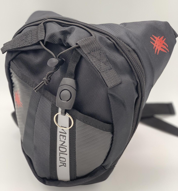 Mendlor  Nylon Waist Packs Leg Bag Waterproof Waistpack Motorcycle Funny Drop Belt Pouch Fanny Pack Waist Bag Belt Packs