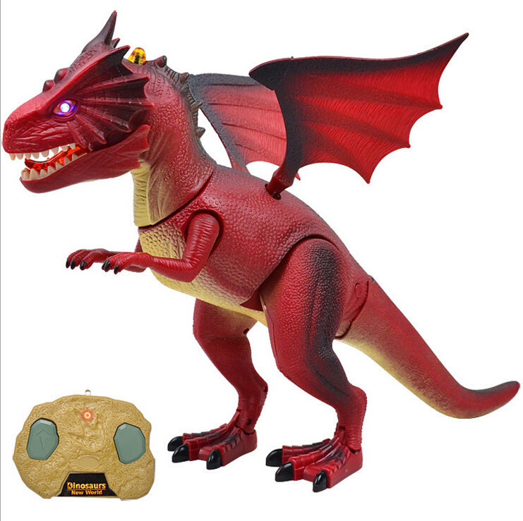 Popular Dinosaur Toys : Popular remote control dinosaur toys buy cheap
