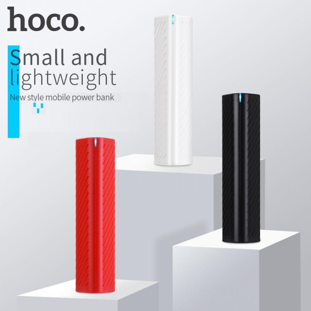 HOCO Portable Power Bank 2500mAh Mini Powerbank USB External Backup Battery Charger for iphone X 7 8 for Xiaomi Samsung(China)