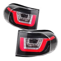 Vland For Toyota FJ Cruiser Tail Light 2007 2015 Madifed Led Taillight Car Styling Rear Lamp