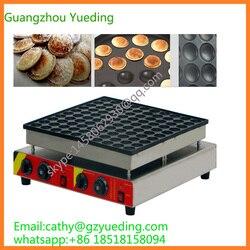 Pan torta macchina Gas 100 fori poffertjes grill Dorayaki in vendita dalla Cina fornitori on-line shoping