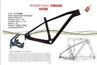 Free Shipping 27 5er Carbon MTB Frame Carbon MTB Frame Frame 2016 Newest 27 5 Er