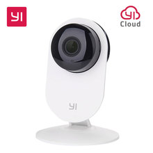 YI Home Camera 720P HD Video Monitor IP Wireless Network Surveillance Security Night Vision Alert Motion Detection EU/US Version(China)