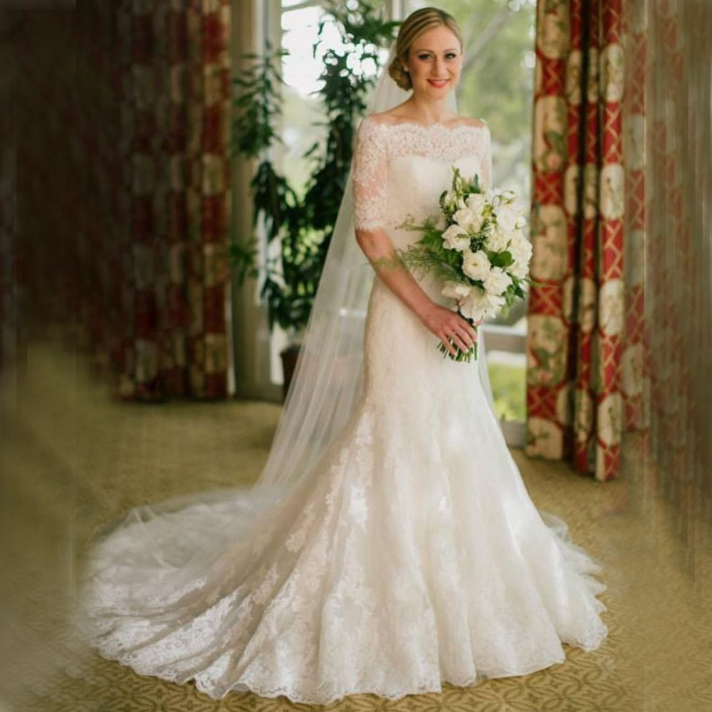 wedding dresses for reception reception wedding dresses Lace Reception Wedding Dresses Kadcinta