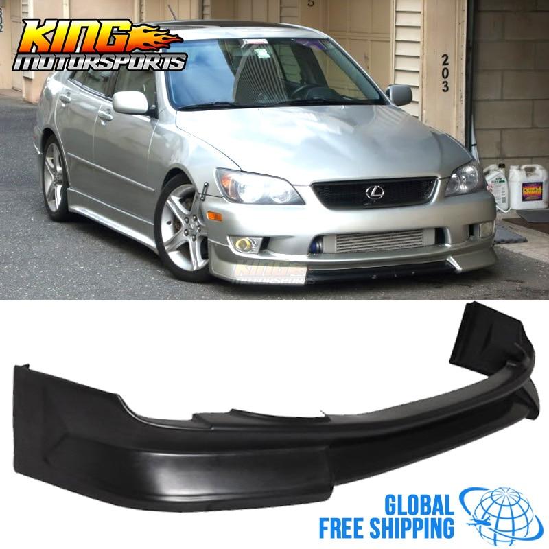 2003-2004 Mitsubishi Eclipse W-Typ Urethane Front Lip Bodykit
