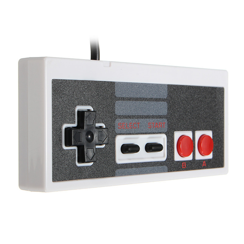 New Wired Controller For NES Classic Edition USB Controller Gamepad JoyStick for NES Mini Windows PC Video Game Retro Controller