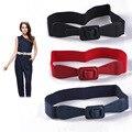Спандекс эластичный декоративный стиль ремень новый модное платье черный красный талии украшения девушки шутник закрытия
