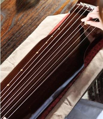 2018Fuxi Style Of Old Pine Zhong Ni Qin Qin Formula Beginner Playing Folk Instruments