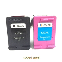 Vilaxh compatible For HP 122 Ink Cartridge Officejet Pro 2000 2050A 3000 3050 1000 1050 1050A 1510 Printer