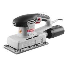 Машина шлифовальная вибрационная ЗУБР ЗПШМ-300Э-02 (Двойная изоляция, возможность подключения пылесоса)