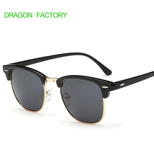 classic vintage men drive the sunglasses brand retro oculos fashionable ladies designer eyewear man woman mirror sun glasses0081
