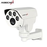 New Full HD 1080P IMX291 3MP Ptz AHD Camera Outdoor Bullet 4X Optical Auto Zoom 2