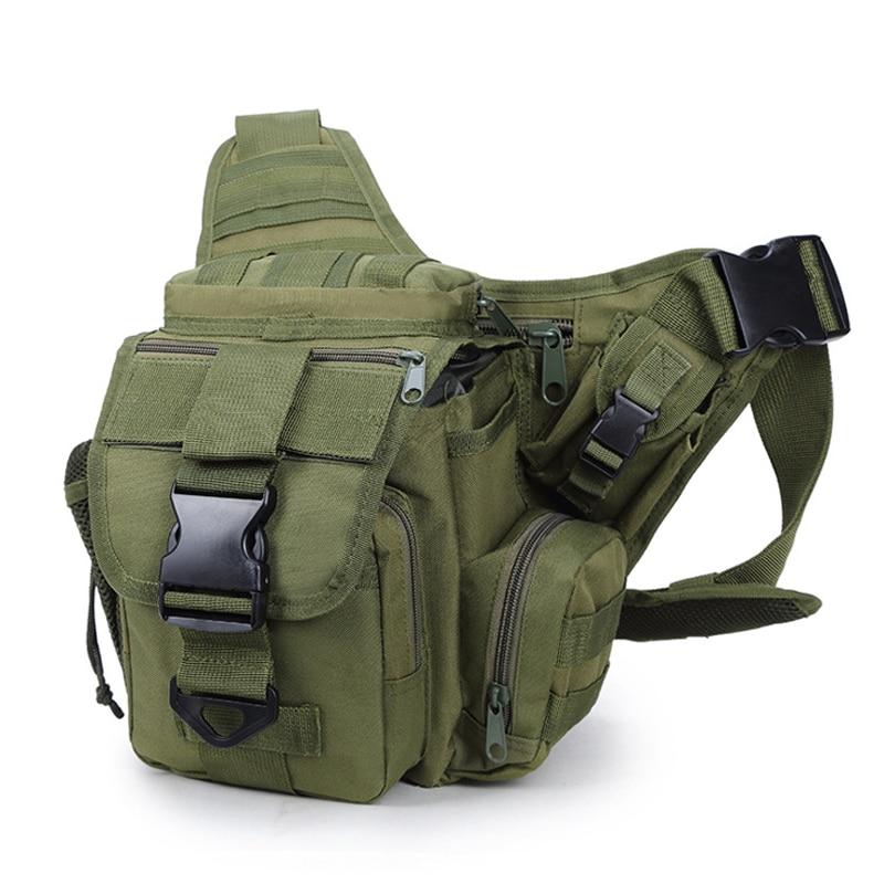 Vita khaki Nylon Campeggio Tattico Green cp Del Sacchetto Da Di Fotografica Trekking Black Della army Macchina jungle Pack Camo Corsa acu X6rvqP6wW