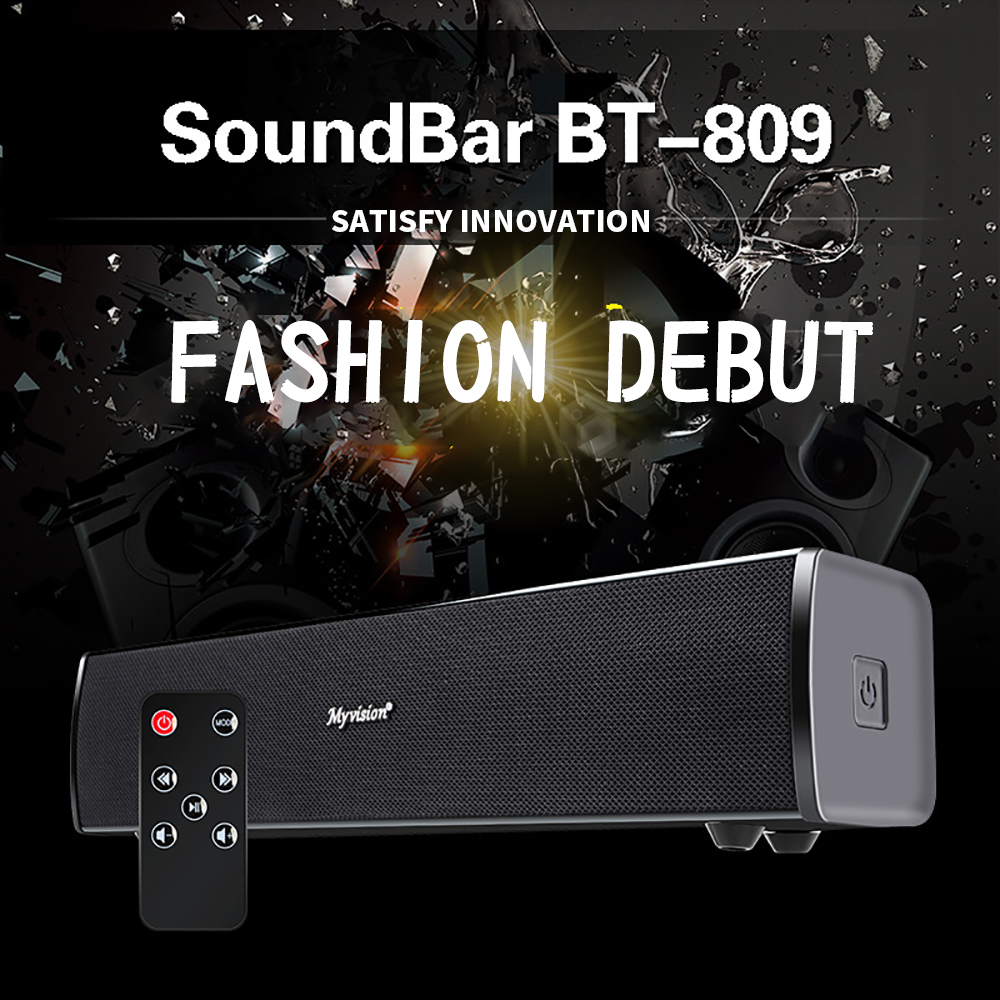 BT809 new wireless bluetooth speaker home sound tyrant infrared remote control multi-function intelligent computer audio jd коллекция tyrant gold bluetooth edition многофункциональные