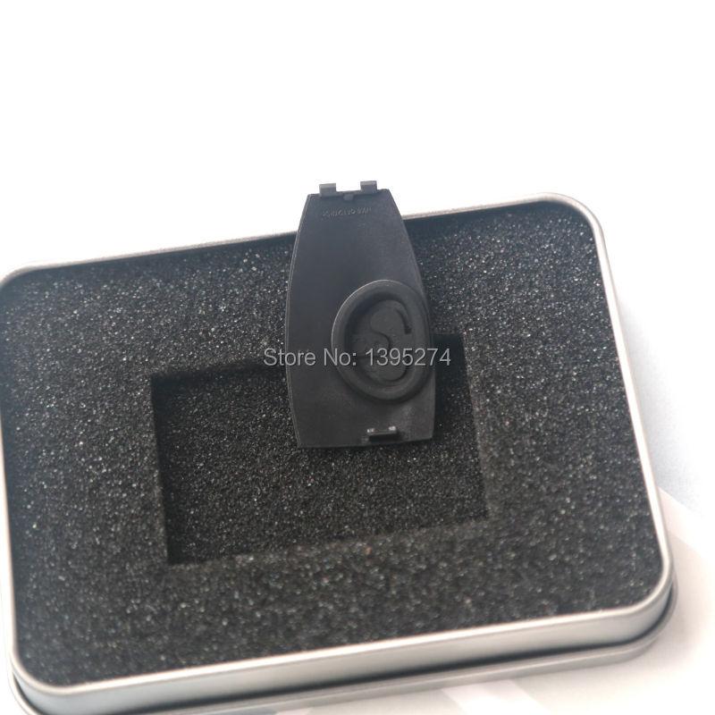 Reyann Métal Apple Arbre Badge clé couverture pour Mercedes Benz A0008900023 AMG Couvercle du Clavier W204 W205 W207 W218 W212 W221 W222