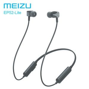 Image 1 - חדש Meizu EP52 לייט Bluetooth אוזניות אלחוטי ספורט אוזניות עמיד למים IPX 8 שעות סוללה עם מיקרופון MEMS אוזניות
