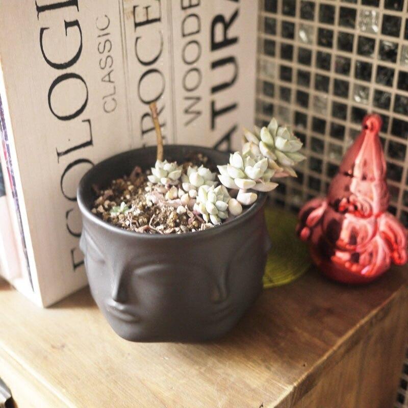 Image 5 - Jonathan Adler Dora Maar Musa Vase flower pots planters Muse Noir Dora Maar salad bowl/candle stand/planters-in Vases from Home & Garden
