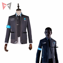 New MMGG Detroit: Become Human cosplay Connor  costume high quality set in stock