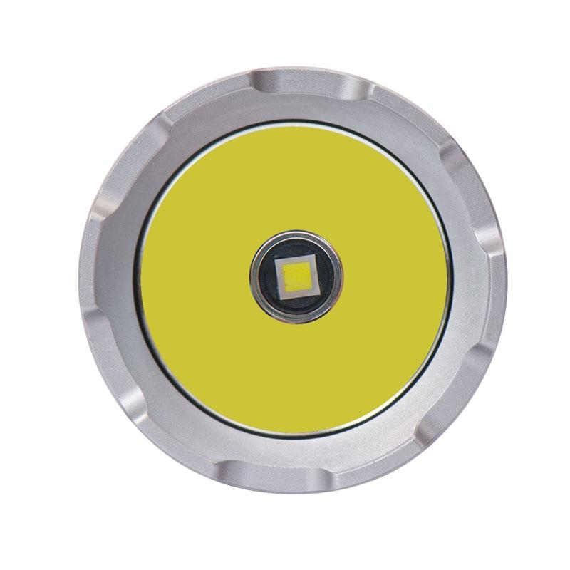 Новый KLARUS XT11GT CREE XHP35 HI D4 светодиодный тактический светодиодный фонарь 2000 лм 4 режима + Бесплатный USB порт и 18650 батарея для самообороны - 2