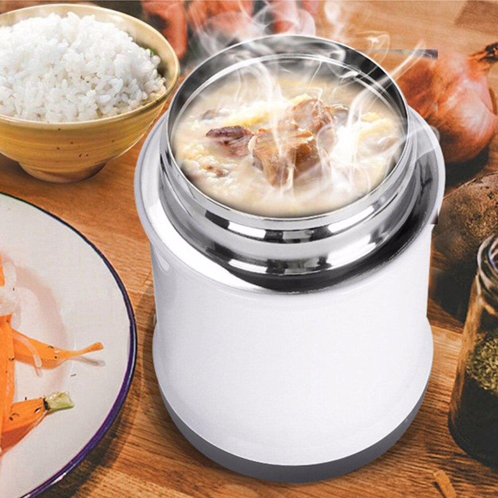 Mini Bucket Porridge Braised Beaker Vacuum Insulated Cup Mug Stainless Steel Vacuums Flask Pot Soup Lunch