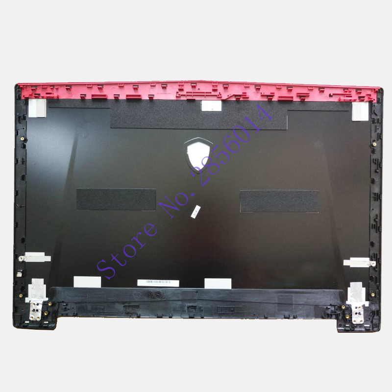 NEW LCD top cover case For MSI GT72 GT72S MS-1781 MS-1782 LCD BACK COVER black new original for msi ge72 2qd apache pro ms 1792 series lcd display back lcd cover black