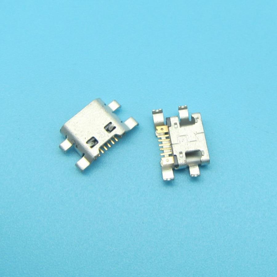 50pcs micro mini usb jack socket Charge Connector for LG K4 M160 K8 M200N K520,X Cam K580,X Power K220DS/2 Screen K500N K500DS