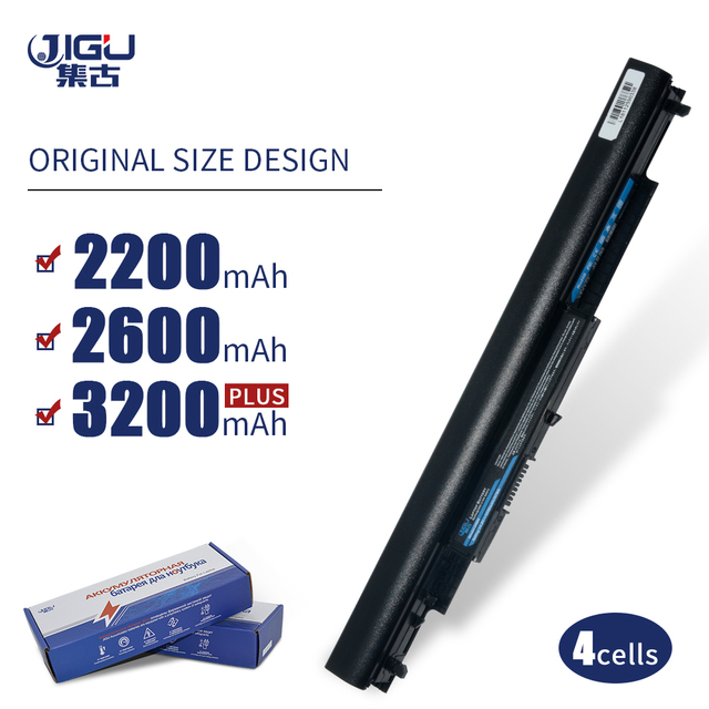 JIGU Laptop batarya HS03 HS04 HSTNN LB6V HSTNN LB6U HP 240 245 250 için G4 dizüstü bilgisayar