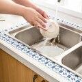 Bacia legumes Pia Da Cozinha Adesivo À Prova D' Água Adesivos Etiqueta Do Banheiro Lavatório Produtos Para A Cozinha