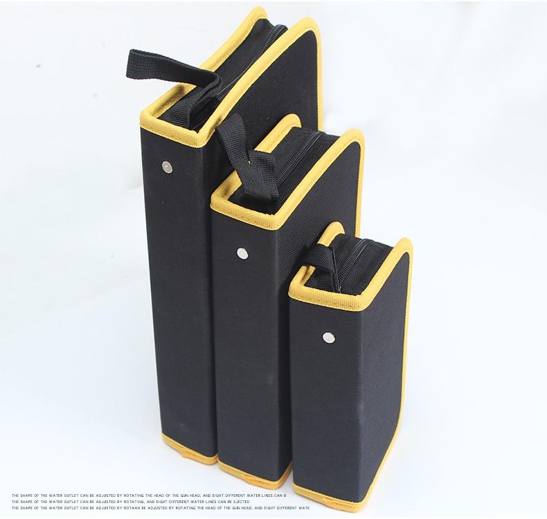 CAMMITEVER kollased servad tööriistakott elektriku lõuend parandus - Tööriistade hoiustamine - Foto 2