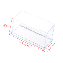 Buy clear plastic business card holders and get free shipping on hot selling practical clear business card holder acrylic plastic display stand rack desktop office high quality colourmoves