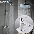 Grifo de lavabo para baño, grifo de bañera, grifo de lluvia, bañera, grifos de baño, mezclador de agua cromado, mezclador de pared, grifo de baño