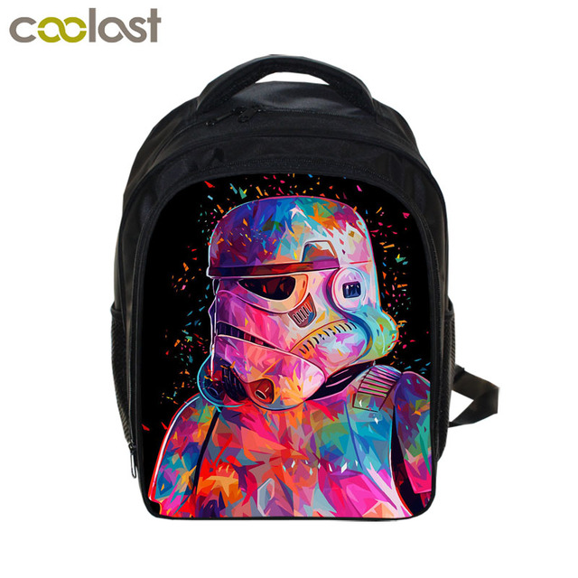 Star Wars Backpack – Trooper (30 styles)