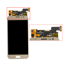 J500  LCD Display For Samsung Galaxy J5 2015 J500F J500M J500H J500DS Touch Screen  Digitizer Assembly все цены